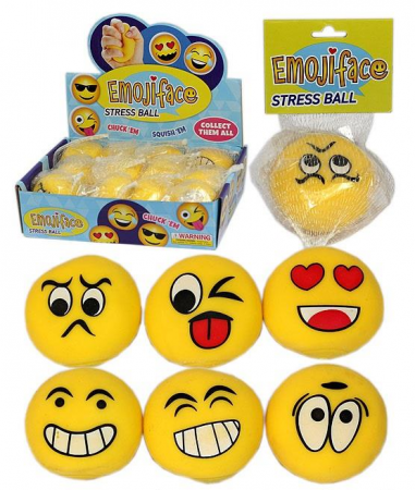 Emoji Anti-Stressball