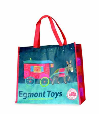 SHOPPING BAG EGMONT TOYS